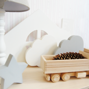 nubes decorativas - juguetines
