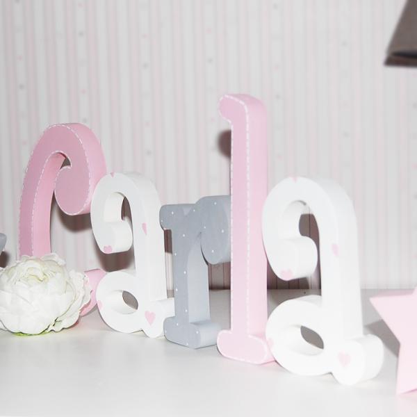 letras de madera juguetines
