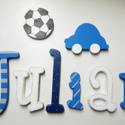 letras de madera - nombre en madera juguetines
