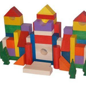 bloques de madera - bloques de construccion - bloques para construir - juguetines