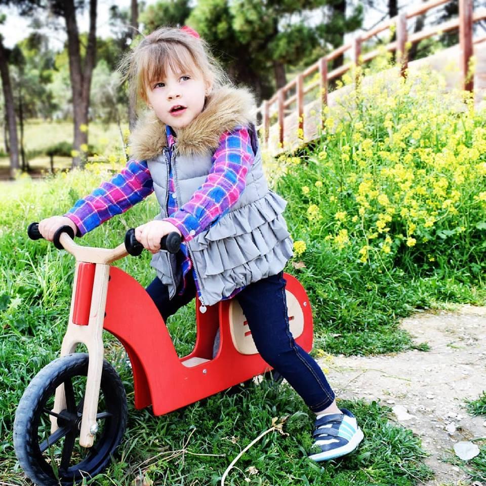 moto de madera bicicleta de madera juguetes de madera juguetes de aprendizaje moto de aprendizaje bicicleta de arrastre bicicleta correpasillos - juguetines