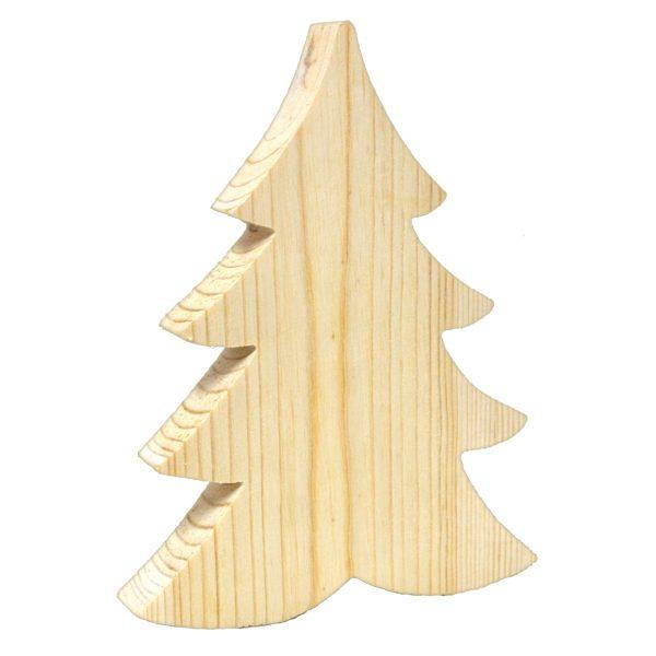 Árbol de madera es un elemento decorativo ideal para la habitacion infantil y tambien es perfecto para la decoración navideñanes