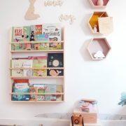 Frase decorativa frase en madera frase pared frase habitación infantil Juguetines.