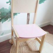 Sillita Infantil Personalizada segura y practica, ideal para la habitación infantil